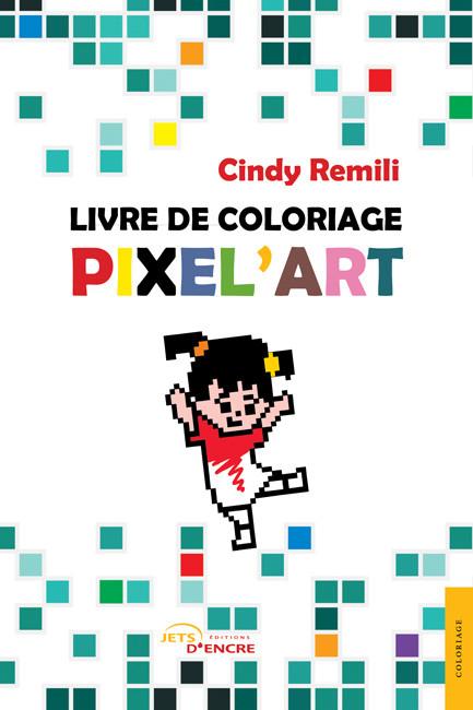 Livre De Coloriage Pixel Art Jets Dencre